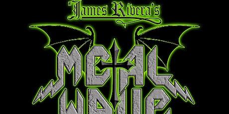 James Rivera's Metalwave w/ Shotgun Sally & Doomstress tickets
