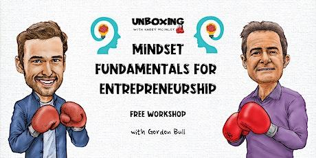 Mindset Fundamentals for Entrepreneurship tickets