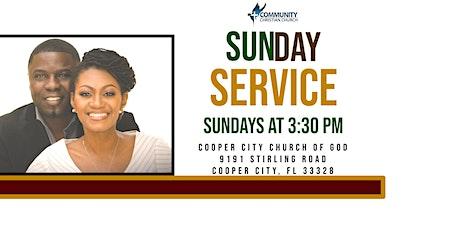 Community Christian Church  Sunday Service tickets