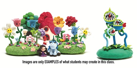 6/28 - 7/1 2021 Enchanted Houses & Mythical Clay Creatures tickets