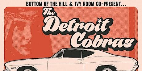 The Detroit Cobras, The Richmond Sluts, Hot Laundry tickets