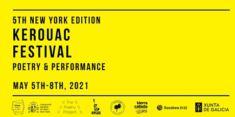 V Kerouac Festival  - NYC Arts Empire Gallery tickets