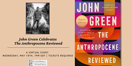 John Green & Hank Green: The Anthropocene Reviewed tickets