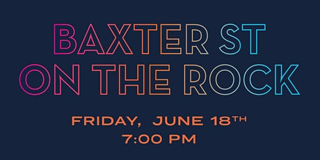 Baxter St On The Rock:  Baxter St at CCNY 2021 Benefit tickets