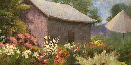 Online Acrylic Painting Class 4/29 to 5/20 tickets