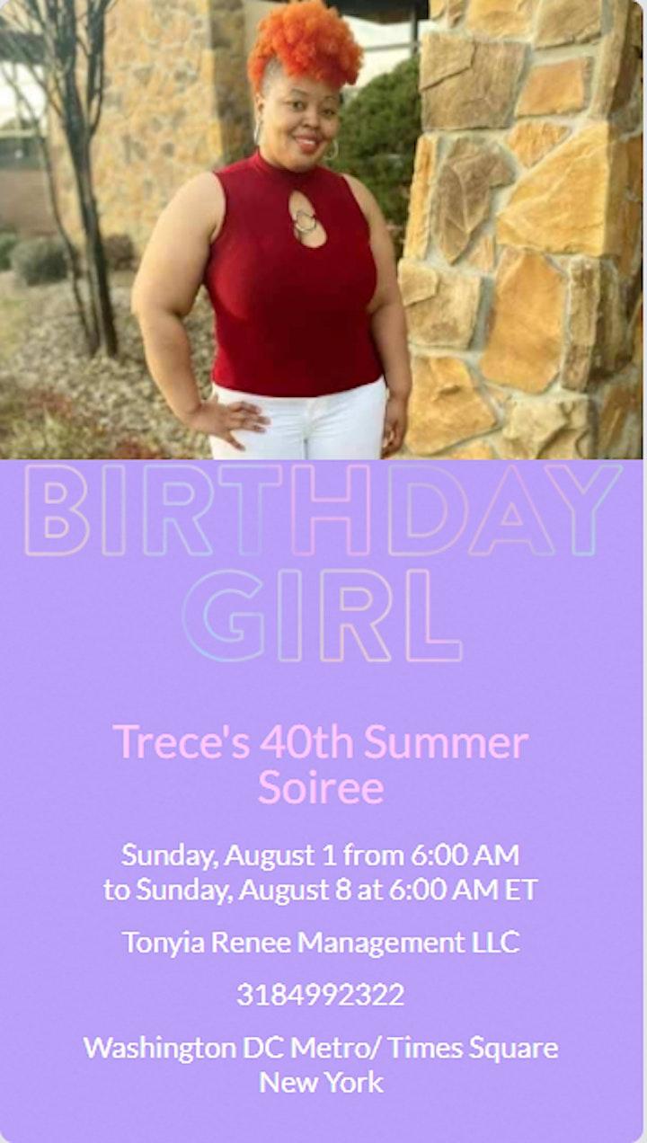 Trece's 40th Summer Soiree image