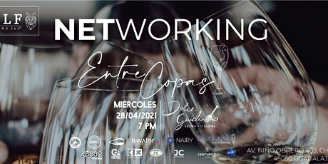 Networking Entre Copas By Wolf Marketing 360 tickets