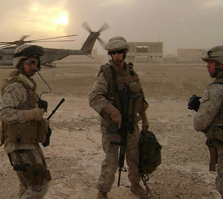 Faith & Freedom Rally with Marine Vet & US Senate Candidate Josh Mandel image