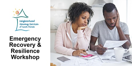 Emergency Recovery & Resilience Workshop 6/16/21 (English) tickets