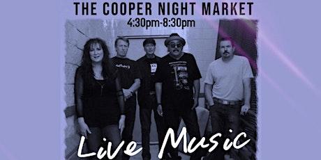 The Cooper Night Market tickets