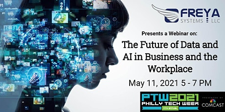 The Future of Data and AI in Business and the Workplace tickets