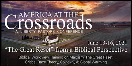 America at the Crossroads Liberty Pastors Conference - Orlando, FL tickets