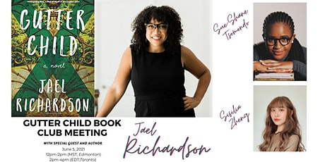 Gutter Child Book Club Meeting with Special Guest & Author Jael Richardson tickets