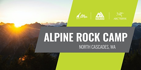 WA SheJumps Alpine Rock Camp | North Cascades tickets