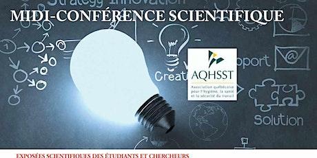 Midi conférence scientifique : Daniel Drolet tickets