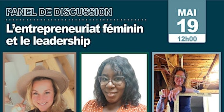 Panel Discussion _Women Entrepreneurship and Leadership tickets