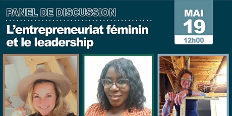 Panel Discussion _Women Entrepreneurship and Leadership billets