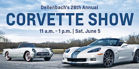 Dellenbach's 28th Annual Corvette Show tickets