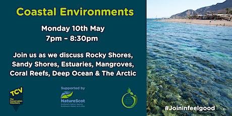 Coastal Environments tickets