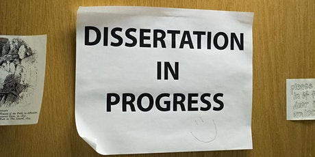 Writing the Dissertation: Developing Professional Writing Habits tickets