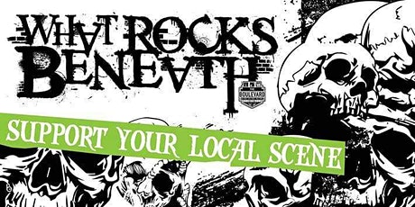 What Rocks Beneath Festival tickets