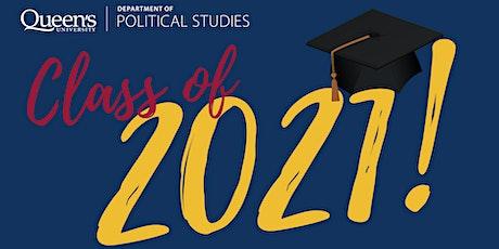 Political Studies Celebration 2021 tickets