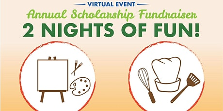 Cooking and Painting with Southwest Schools tickets