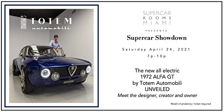 SUPERCAR ROOMS PRESENTS 'SUPERCAR SHOWDOWN' tickets