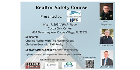 Brevard County Realtor Safety Course tickets