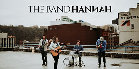 The Band Hannah at Good Intentions tickets