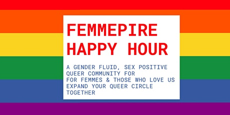Fearless Femmes Happy Hour tickets