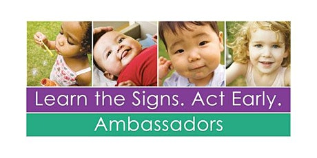 "Using CDC's ""Learn the Signs. Act Early."" to Enhance Family Engagement tickets"