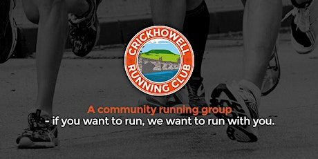 Crickhowell Running Club Group Session tickets