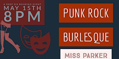 Punk Rock Burlesque tickets