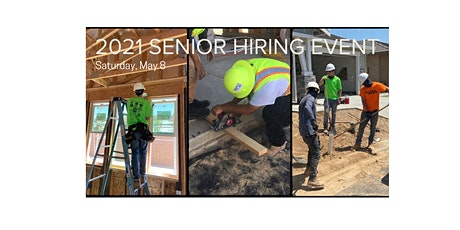 2021 Senior Hiring Event tickets