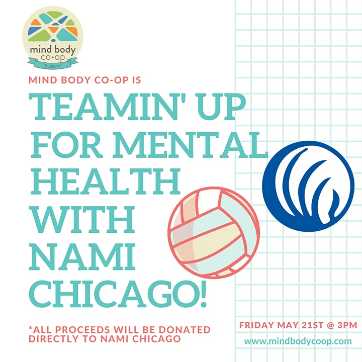 Teamin' Up for Mental Health image