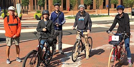 Discover Downtown Biking Tour tickets