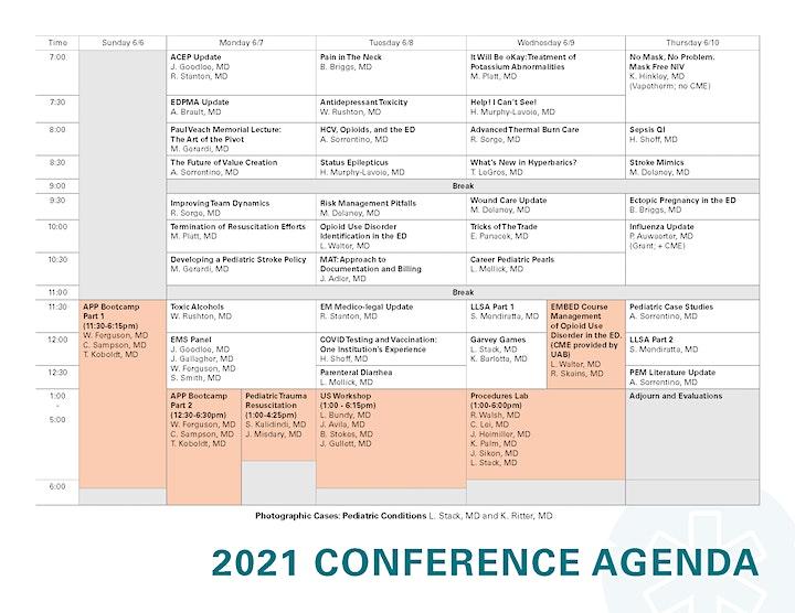 EMerald Coast Conference 2021 image