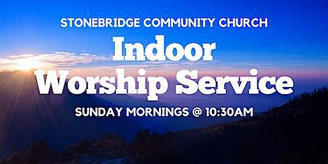 Sunday Morning Indoor Worship tickets