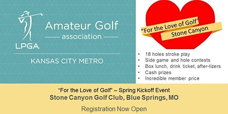 For the Love of Golf tickets