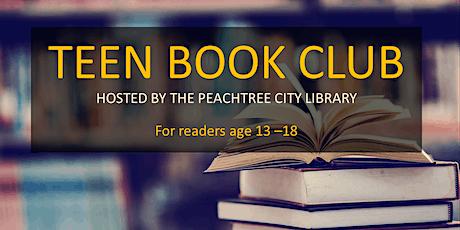 Teen Book Club June tickets