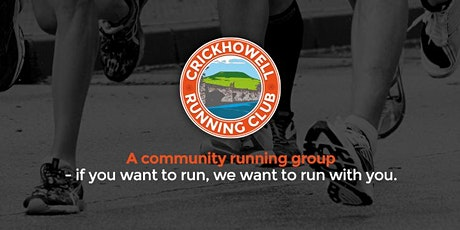 Crickhowell Running Club 6 Mile Group Sessions. tickets