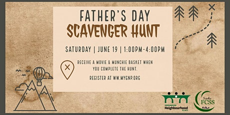 Father's Day Scavenger Hunt tickets