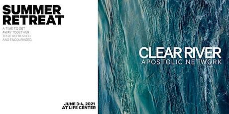 CRAN Summer Retreat tickets