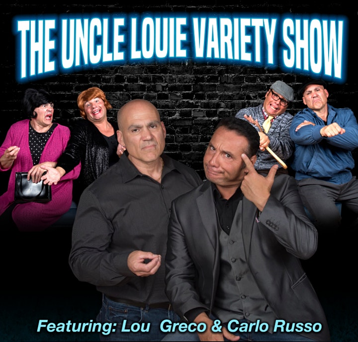 The Uncle Louie variety Show - Meriden, CT Dinner-Show Il Monticello image
