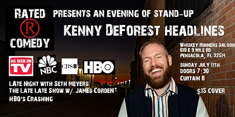 Rated R Presents Kenny DeForest (Late Night Seth Meyers, HBO's Crashing) tickets
