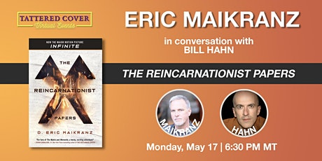 Live Stream with Eric Maikranz in conversation with Bill Hahn tickets