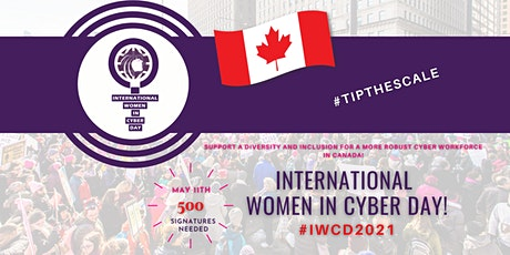 Women in Cyber Day Petition Rally tickets