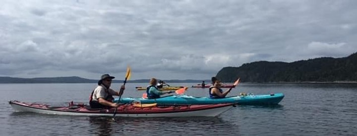 Ministers Face Paddle & Hike image