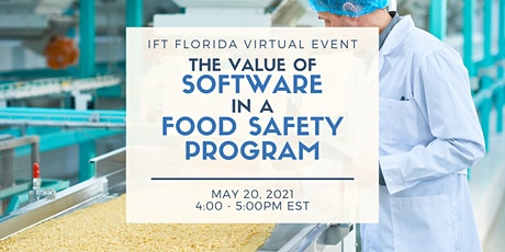 The Value of Software in a Food Safety Program biglietti